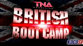 "A deeper look at the roster for TNA's new ""British Boot Camp"" show"
