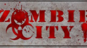 Max Arcade: Zombie City Flash Game