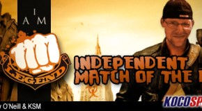 [Video]: James Legend Indy Match Of The Day (AAW)