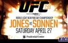 "Video: UFC 159 ""Jones vs. Sonnen""  – 04/28/13 – (Full Show)"