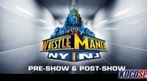 Video: WWE WrestleMania XXIX – Pre & Post Show – 04/07/13 – (LIVE @ 6PM EST)