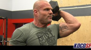 Video: Former MMA, CFL &#038; WWE athlete, Glenn Kulka, speaks out against illegal steroid abuse in sports