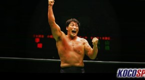 Kenta Kobashi officially retires from professional wrestling