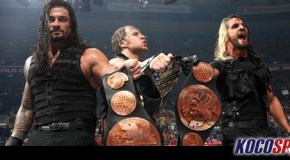 WWE Extreme Rules – Quick Results – 05/19/13 – (Shield earns Gold; Lesnar Victorious!)