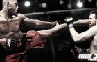 MMA Kick In The Face – Wallpaper