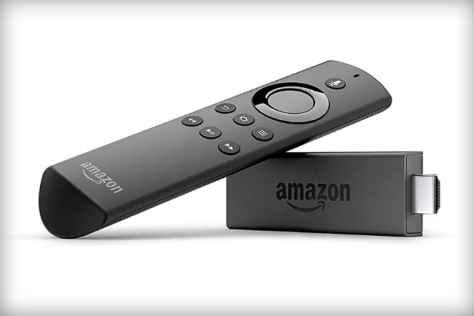 New Fire TV Stick