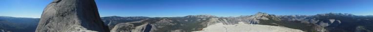 Halfdome panorama