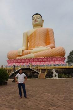 Tempel in de buurt van Induruwa