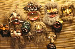 Traditionele maskers