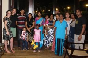10 jarig bestaan - viering met staff