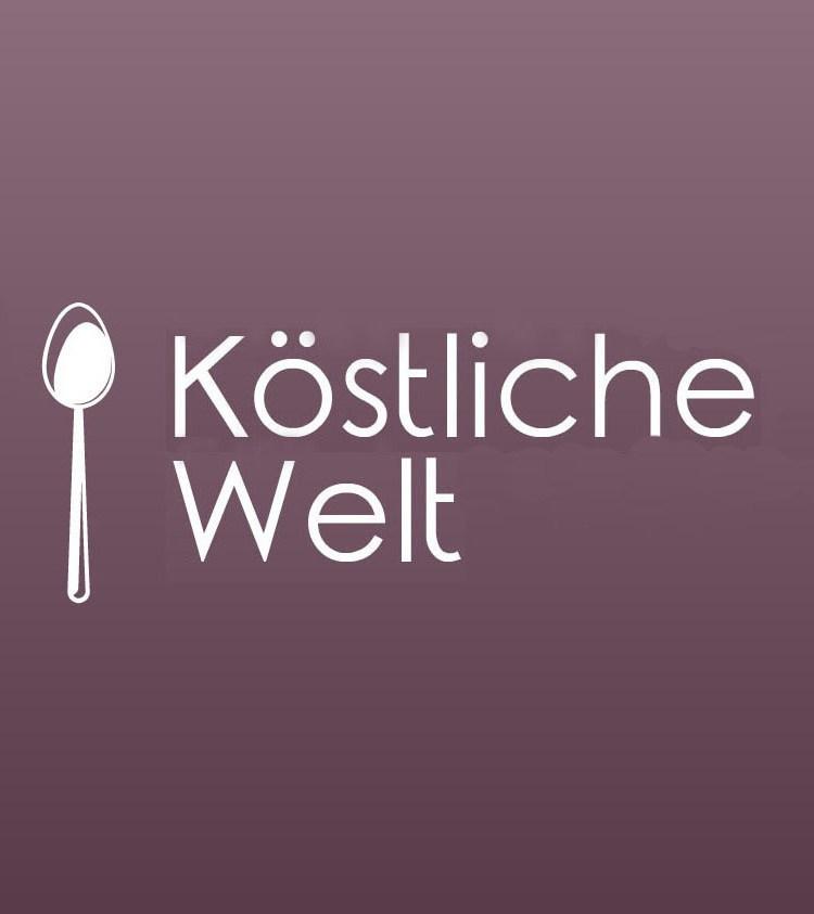 Logo Köstliche Welt