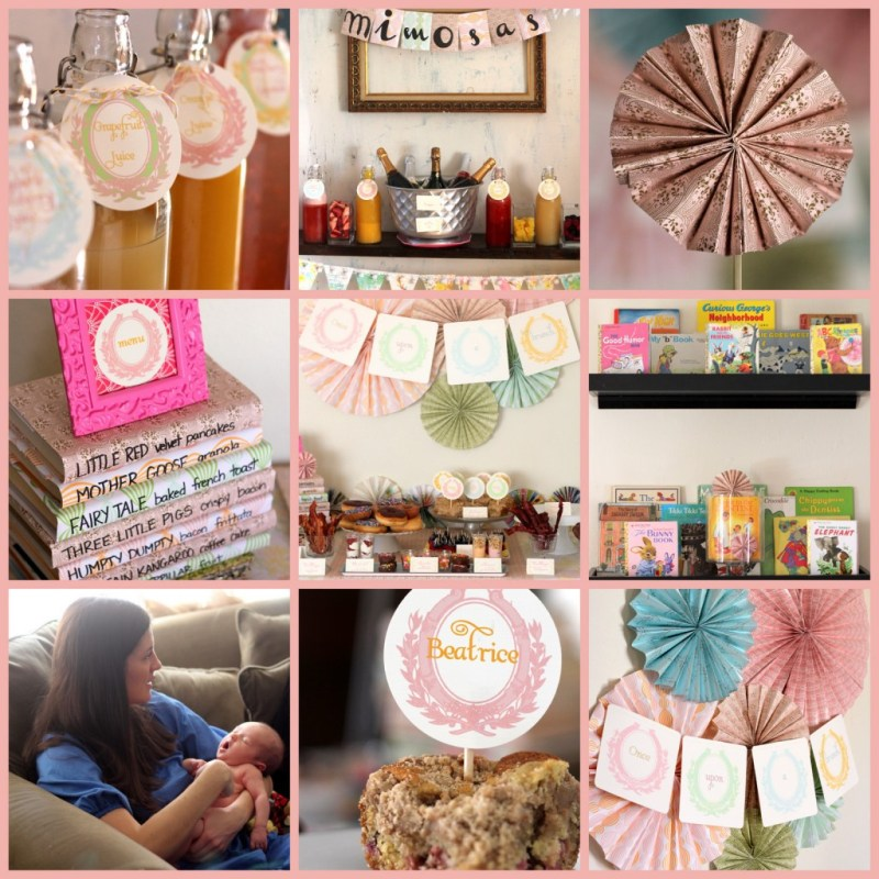 Large Of Book Themed Baby Shower