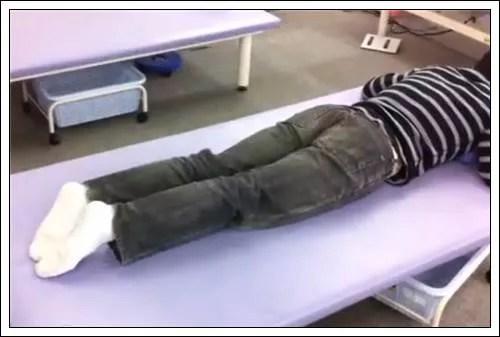 股関節伸展筋トレ3