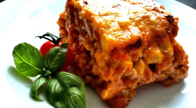 Kjapp Lasagne