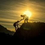 苦しい時は、助けてって誰かを頼ってみて。