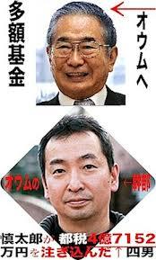 石原慎太郎とオウム