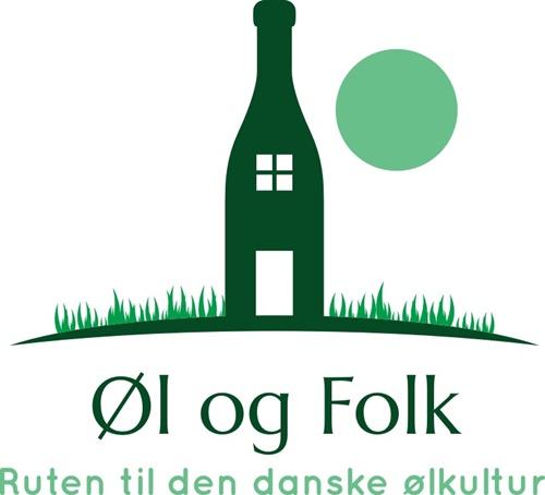 Logo Øl og Folk 500px