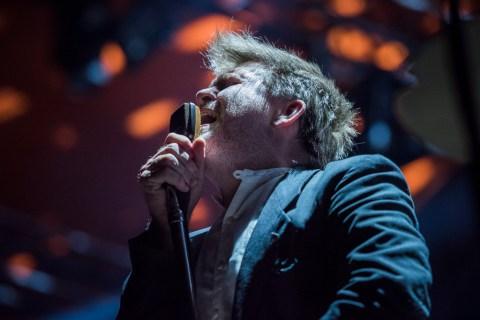 LCD Soundsystem at Roskilde Festival 2016