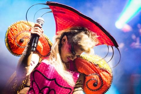 Peaches af Roskilde Festival 2016