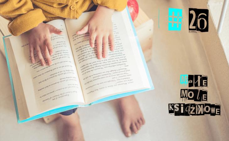 Małe mole książkowe #26 — Kto robihuhu? Image