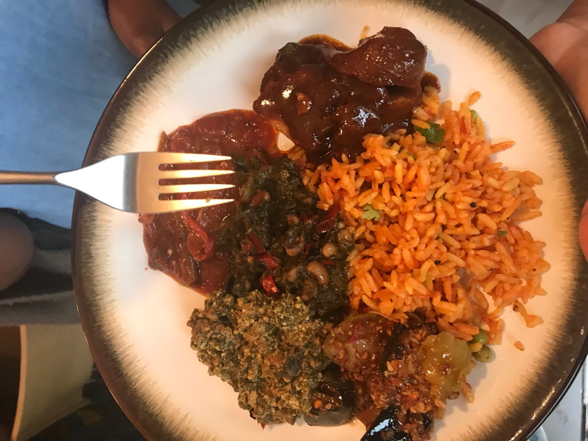Yeoville Dinner Club for A Pan Afrikan Plate