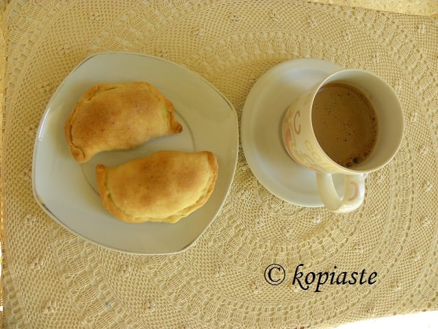 Kolokotes and Greek Coffee