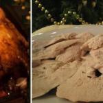 Turkey  Carbonara Pie with Leftovers