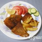 Minty, Avocado and Purslane Tzatziki