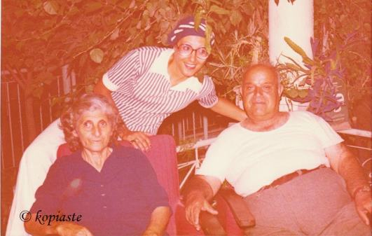 dad and mom with Maria Tyrpa colour