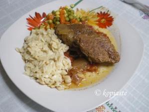casserole stewed buffalo