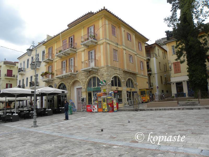 Buildings around Syntagma Square 4