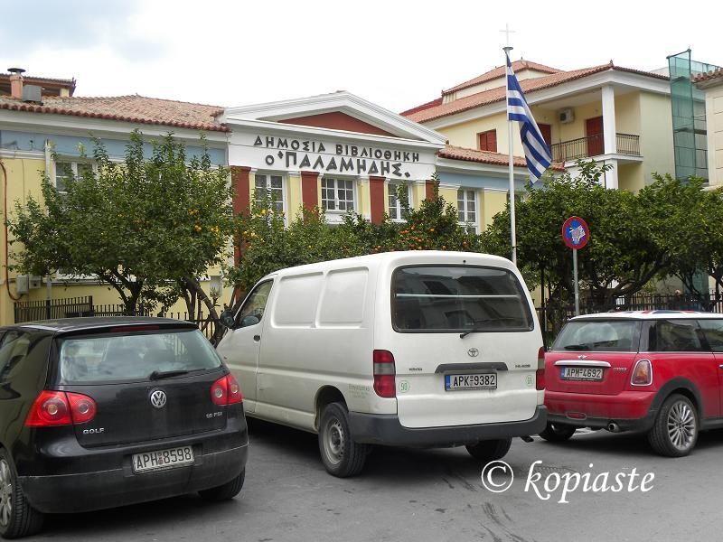 Public Library Palamidis