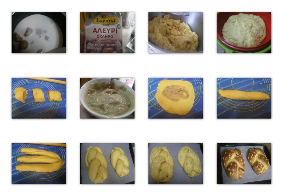Collage Tsoureki 2010