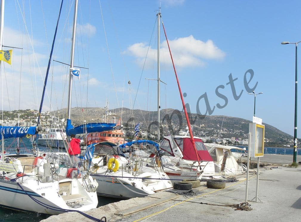 Port Rafti Marina 2 marked