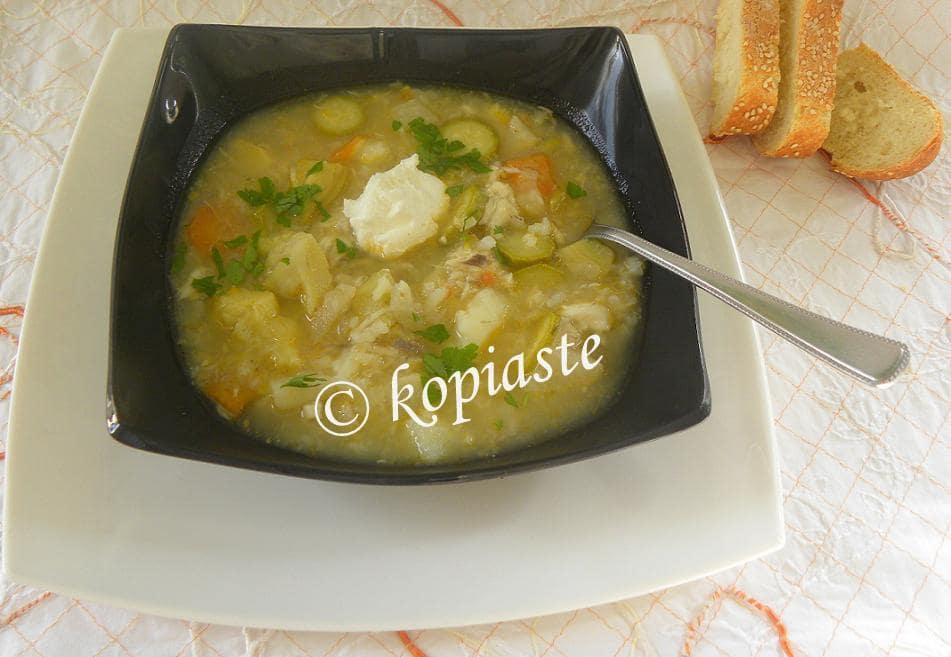 Artichoke Celeriac Soup 2