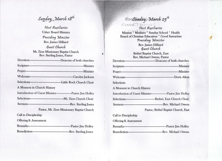 Black Women S Day Program At Baptist Church Pictures to ...