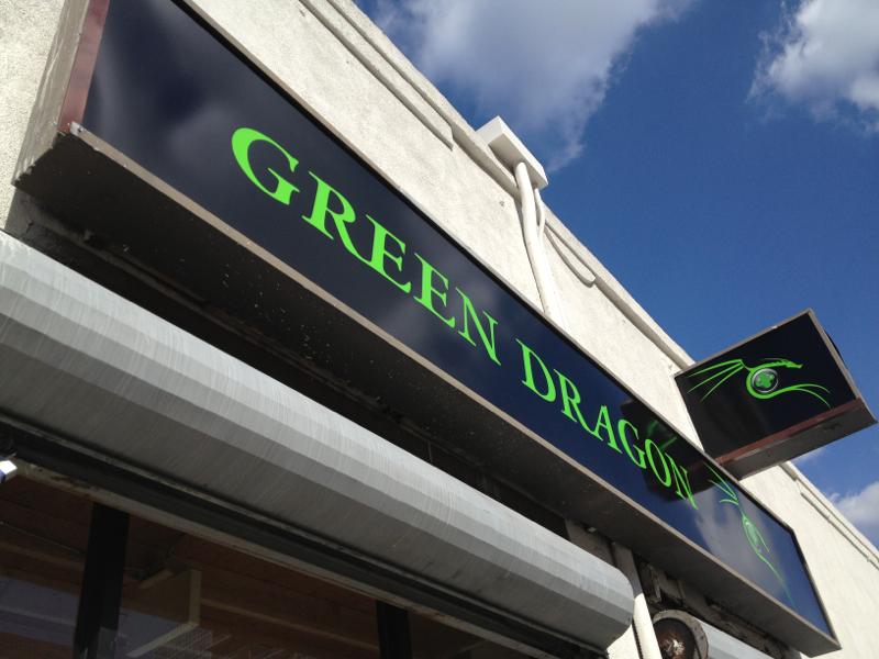 Green Dragon Marijuana Dispensary