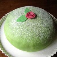 Daring Bakers: Prinsesstårta