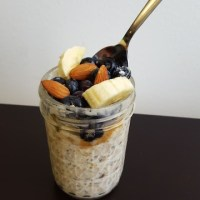 Meatless Monday: Easy (and adaptable) Overnight Oats