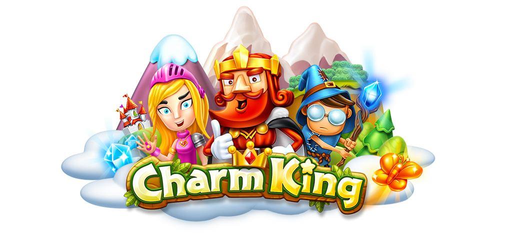 Charm King lässt euch um die Krone puzzeln