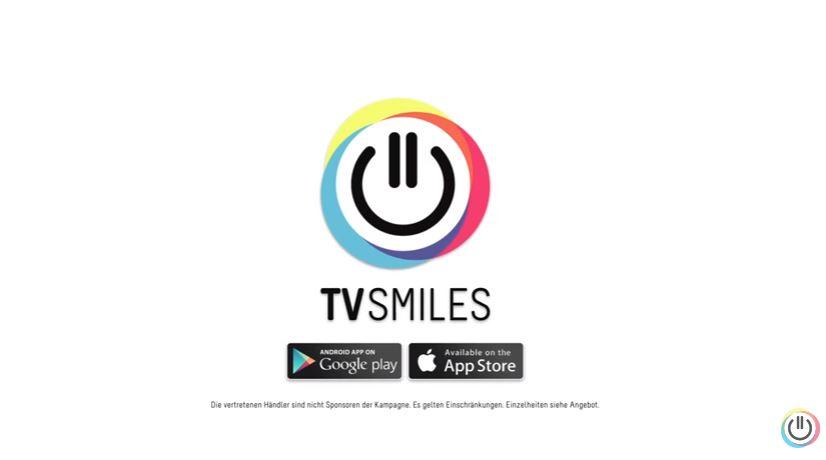 TV Smiles - Glotze an und gewinnen