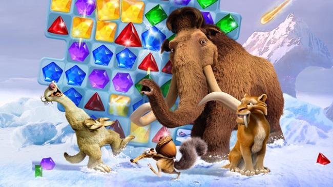 Ice Age Arktischer Spaß