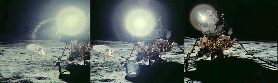 - THE TRUTH IS OUT THERE, SOMEWHERE? 35 NASA secret photos from the Moon (IN MEMORIAM OF RAY BRADBURY) (6/6)