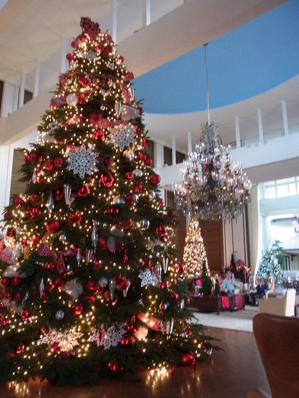 クリスマスのザ カハラホテル