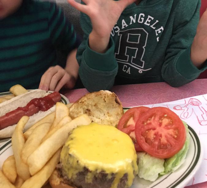 ニューヨークの美味しいハンバーガーJackson Hole編