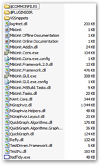 MbUnit folder structure