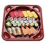 Junior Set (30pcs) - Nigiri: Ahi, Egg, Ebi & Unagi Hoso Maki: Tekka, Cucumber & Shinko Maki