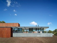 House-Concrete-And-Wood