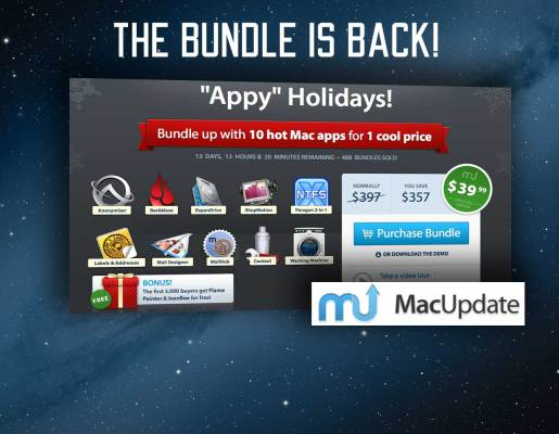 Another great way to save big dollars on must-have Mac software with this hot bundle!