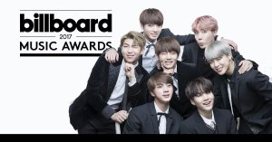 2017 Billboard Music Awards with BTS #BTSBBMAs